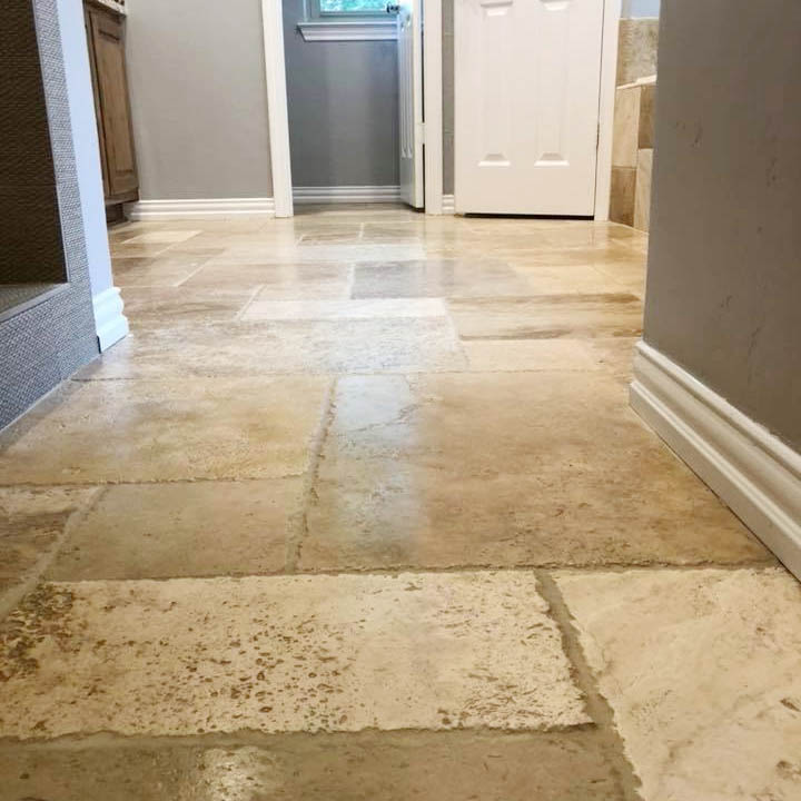 tile floor services
